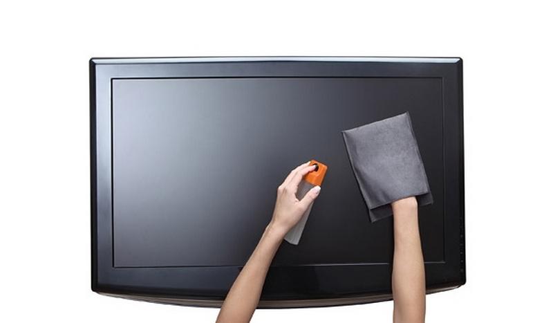 Чем почистить экран монитора компьютера в домашних условиях 951